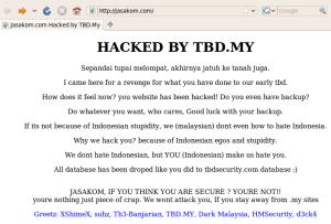 screenshot-jasakom-hacked